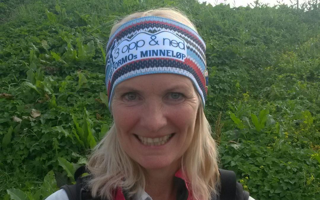 Møt vår løpsambassadør Henriette Batt!